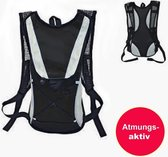 Airflow Backpack - Wandelrugzak - Zwart