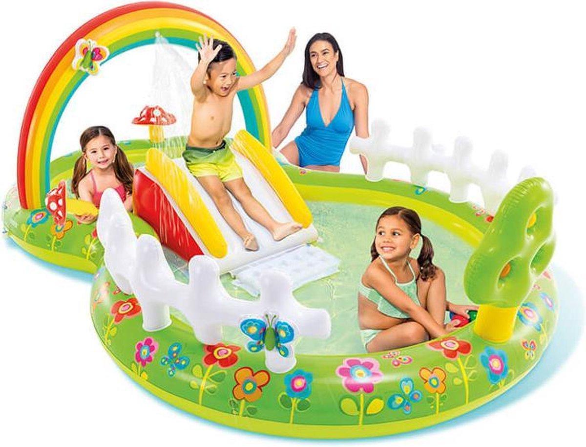 Zwembad speelcentrum 'My Garden'