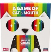 A Game of Cat & Mouth - Bordspel