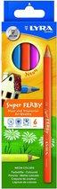 Lyra SUPER FERBY® CARDBOARD BOX K06 NEON