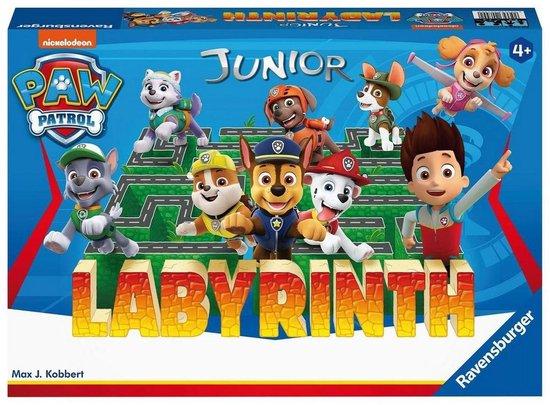 Ravensburger PAW Patrol Junior Doolhof - Kinderspel