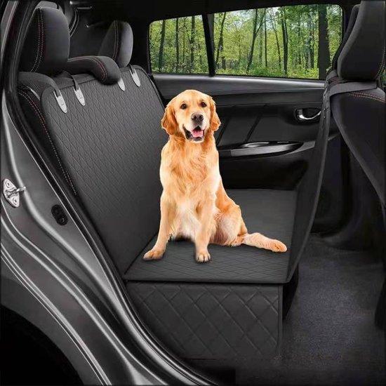 Luxe Hondendeken auto - Achterbank - 100 x 50 cm - Waterproef - Autodeken...