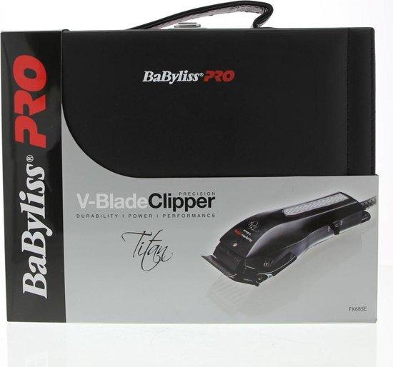 BaByliss Pro V-Blade Tondeuse FX685E