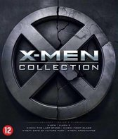 X-MEN - Collection (1 t/m 6) (Blu-ray)