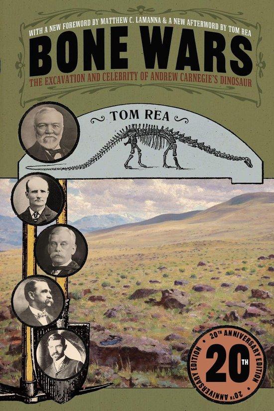 Boek cover Bone Wars van Tom Rea (Onbekend)