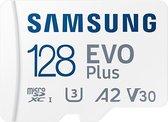 Samsung EVO Plus MicroSDXC  - Geheugenkaart - 128 GB - versie 2021