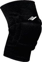 Rucanor Smash Super Kniebeschermers - Kniebeschermers  - zwart - XS