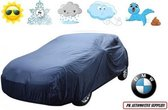 Autohoes Blauw Polyester BMW 3 serie (E46) 1998-2002