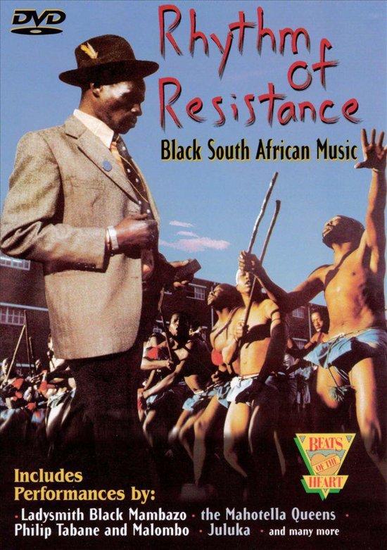 Rhythm Of Resistance-Blac