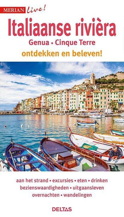 Merian live! 0 - Italiaanse rivièra - Genua en Cinque Terre - Ralf Nestmeyer  
