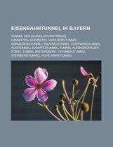 Eisenbahntunnel in Bayern