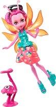 Monster High Geheimzinnige Tuin Ghouls Lumina Vuurvlieg Pop met Vleugels