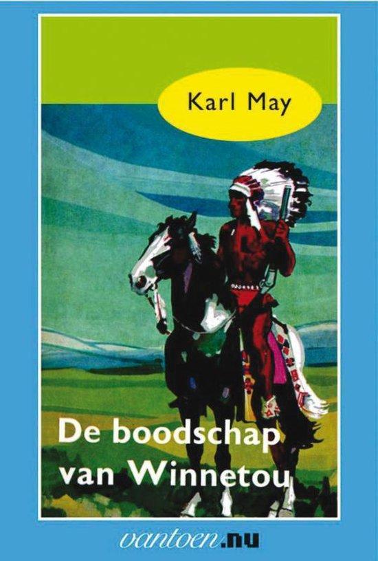 Karl May 13 - De boodschap van Winnetou - Karl May  