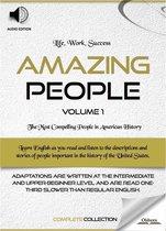Omslag Amazing People: Volume 1