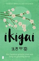 Boek cover Ikigai van Héctor Garcia (Hardcover)