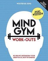Boek cover Mindgym Work-outs van Wouter de Jong (Paperback)