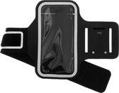 Sportarmband Iphone 11 - Zwart - Zwart / Black