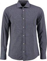 Jack & jones blauw slim fit overhemd valt kleiner - Maat S