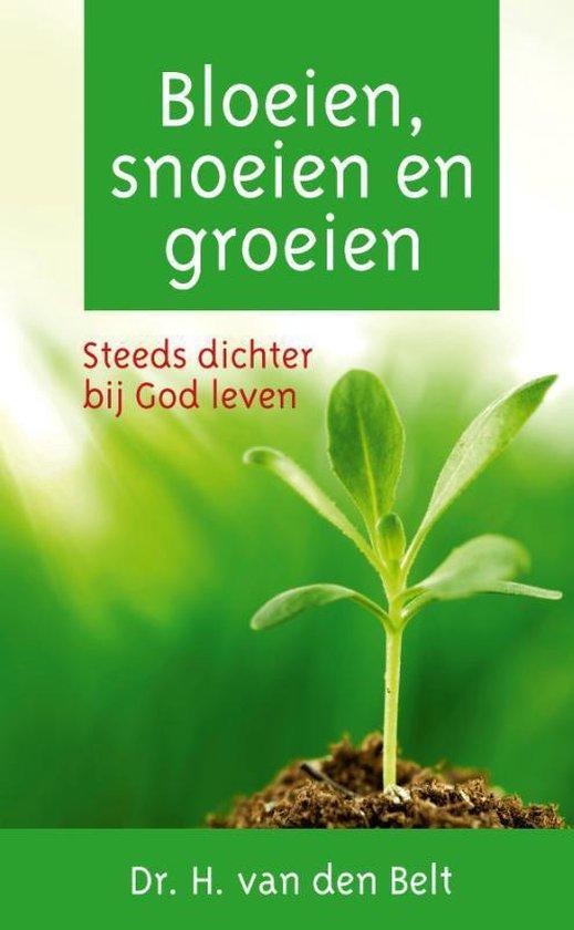 Bloeien, snoeien en groeien - H. van den Belt | Readingchampions.org.uk