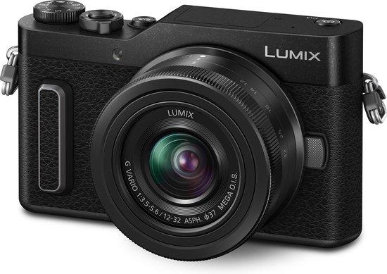 Panasonic Lumix DC-GX880 + 12-32mm f/3.5-5.6 - Zwart