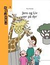 Jens og Liv ser på dyr