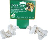 Floss-toy wit klein