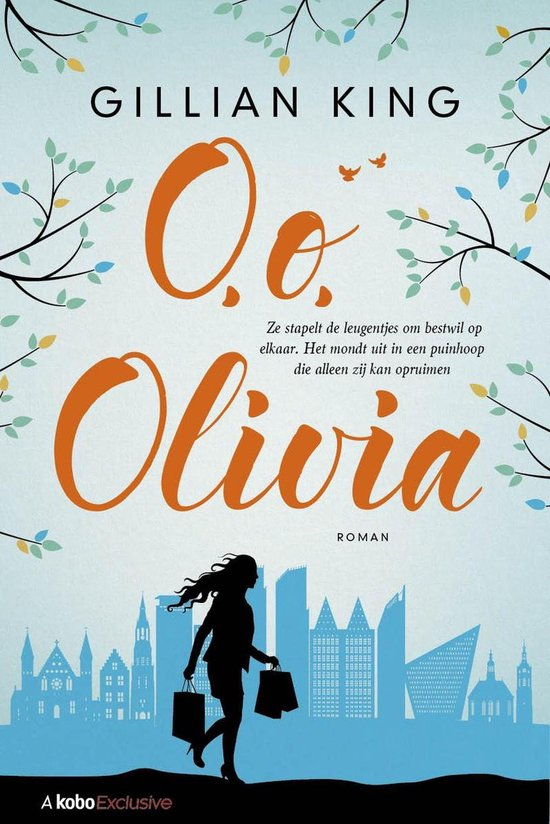 Cover van het boek 'O, o, Olivia'