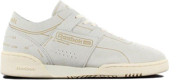 Reebok Workout Low Clean HMG BD1966 Sneaker Sportschoenen Schoenen Grijs - Maat EU 36 UK 4
