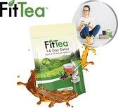 14-Daagse kuur FItTea - 100% Natuurlijke Afslank Thee - Detox Thee - 14 dagen fit tea