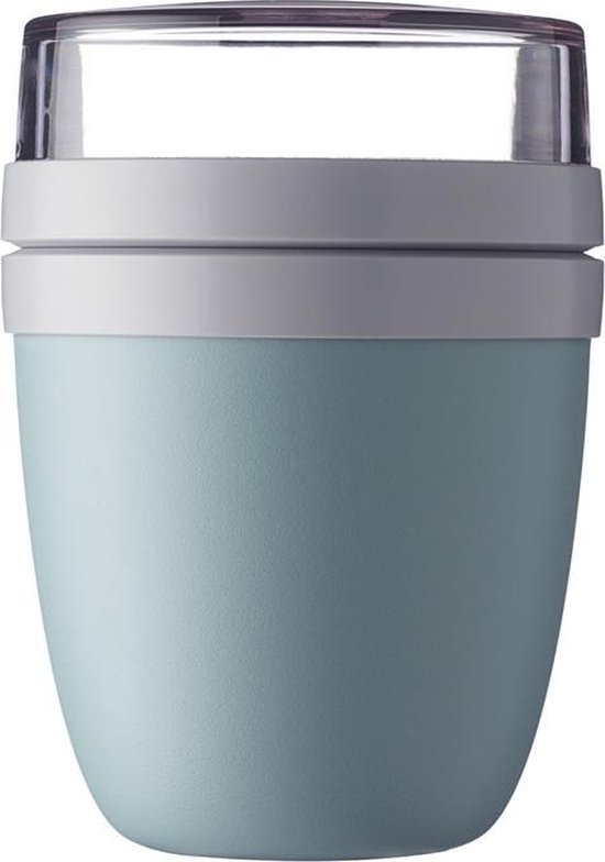 Mepal Lunchpot Elipse - 0,5L + 0,2L - Nordic Green