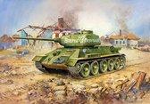Zvezda - Soviet Tank T-34/85 (Zve6160)