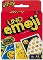 Afbeelding van het spelletje UNO Emoji - Speelkaarten