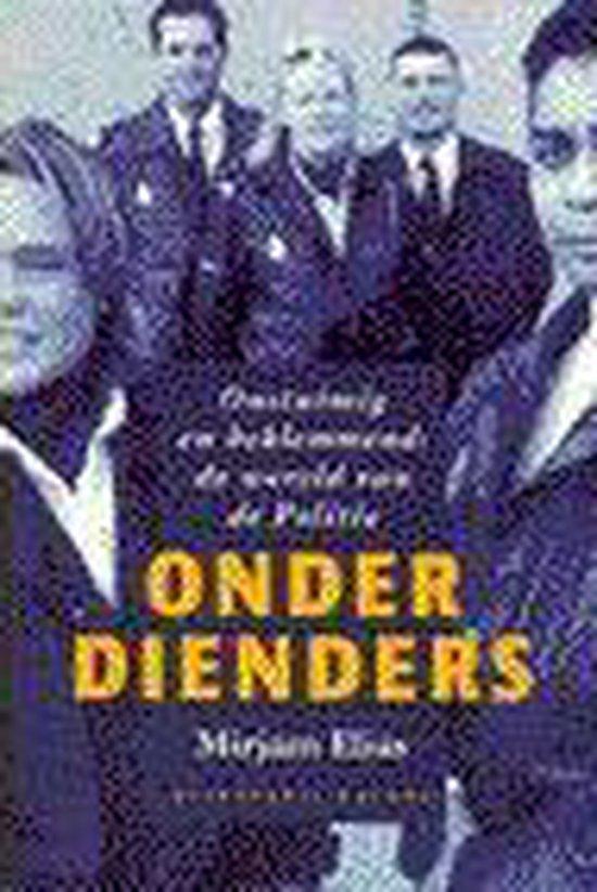 ONDER DIENDERS - Mirjam Elias pdf epub