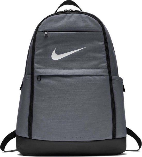 Nike Brasilia Xl  Rugzak  - Grijs