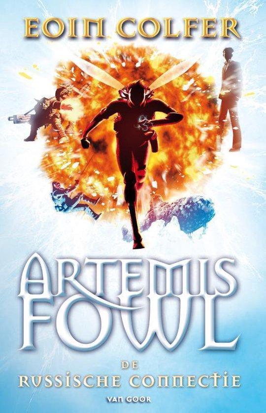 Artemis Fowl 2 - Artemis Fowl 2 de russische connectie - Eoin Colfer |