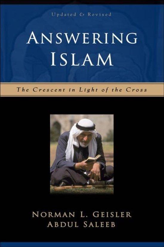Boek cover Answering Islam van Norman L. Geisler (Paperback)