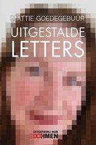 Uitgestalde letters