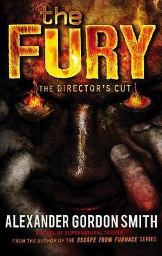 Boek cover The Fury van Alexander Gordon Smith (Paperback)