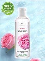 ROSA DAMASCENA 100% Organic Rozenwater - Voor Lichaam, Huid & Haar - 200ml