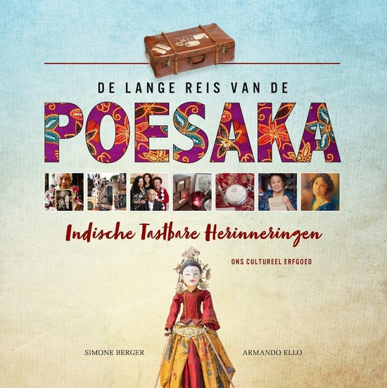 De lange reis van de Poesaka - Simone Berger |