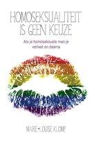 Homoseksualiteit is geen keuze