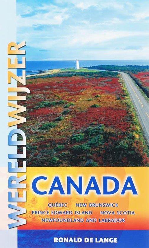 Wereldwijzer - Canada - R. de Lange  