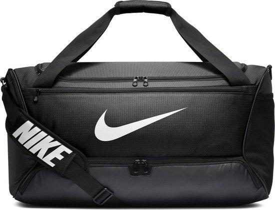 Nike Sporttas - zwart/wit - 64 x 31 x 31 cm