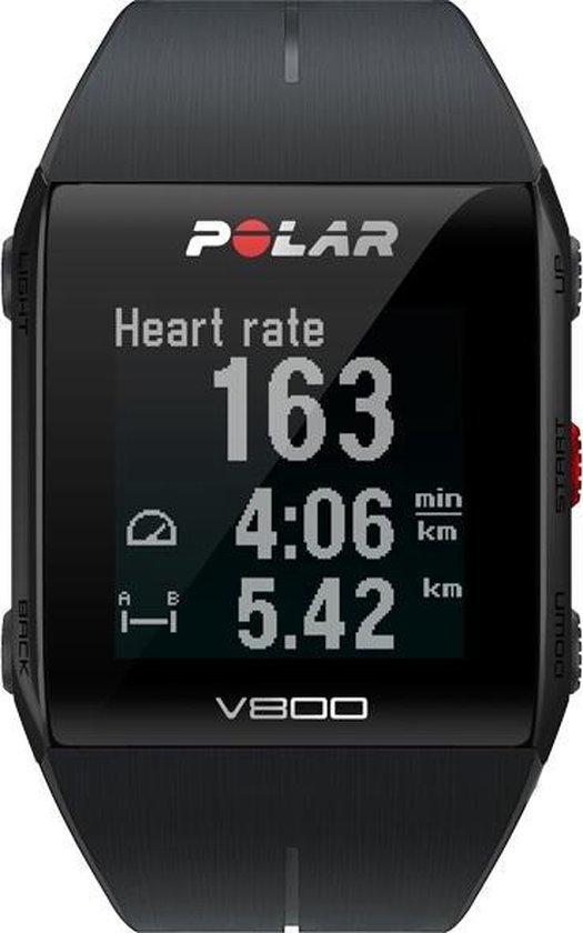 Polar V800 HR Black