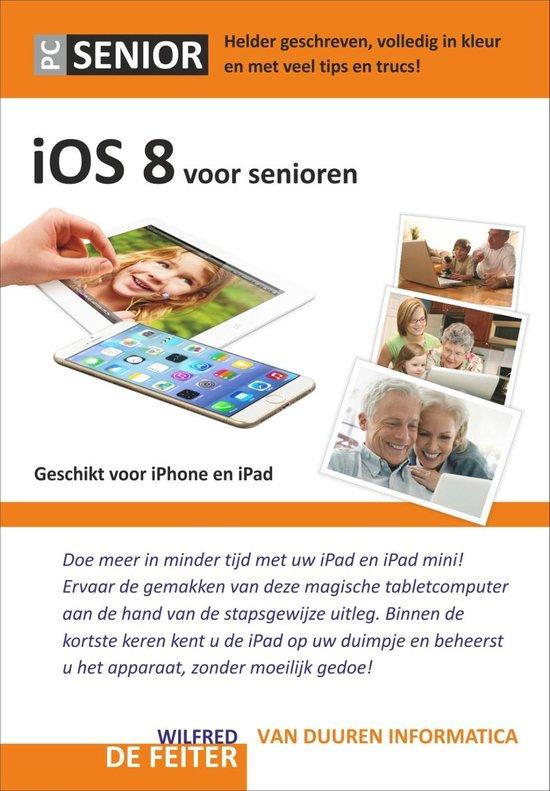 PCSenior - iOS 8 voor senioren - Henny Temmink |