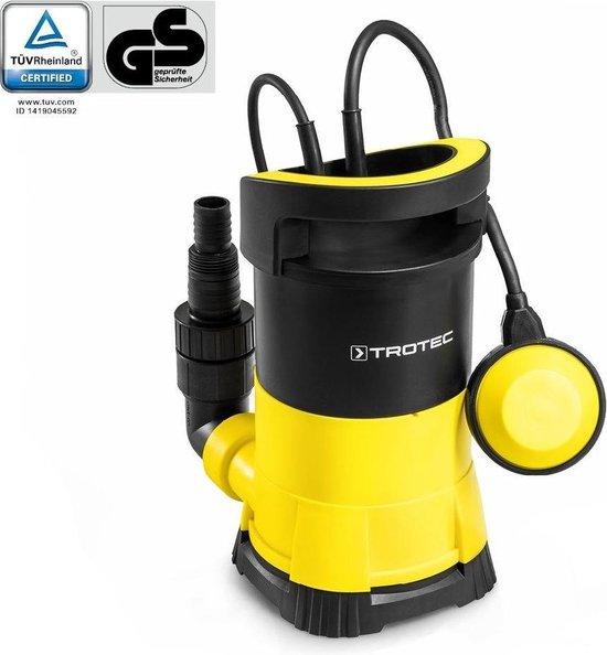 TROTEC TWP 4005 E Dompelpomp-schoonwater - Waterpomp