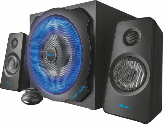 GXT 628 Tytan - PC 2.1 Speakerset - Limited Edition
