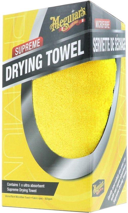 Meguiars Supreme Drying Towel - 55x85cm