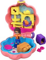 Polly Pocket Tiny Pocket Places Shani & Kat