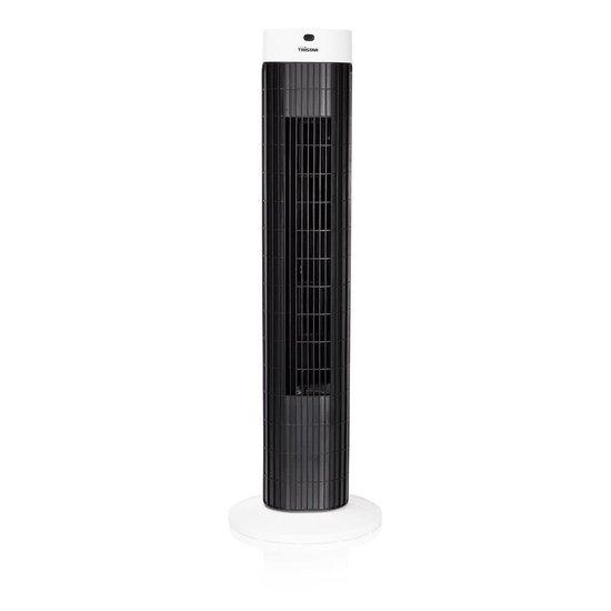 Tristar VE-5999 Torenventilator – Hoogte76 cm - Slaapkamerstand – Timerfunctie